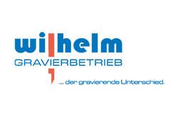 Logo - Gravierbetrieb Wilhelm