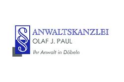 Logo - Anwaltskanzlei Paul