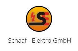 Logo - Schaaf Elektro