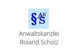 Logo - Anwaltskanzlei Scholz